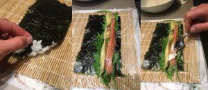 Sushis, gesunde Küche, lernen zu kochen, Studio21