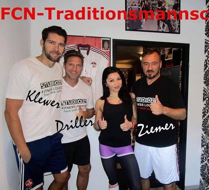 FCN, Promis, Nürnberg, Fitness, Studio21