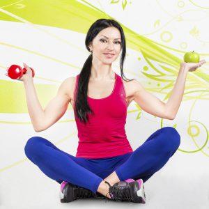 Fitnesssport, Abnehmen, Oxana, Fitnessstudio, Nürnberg, Studio21